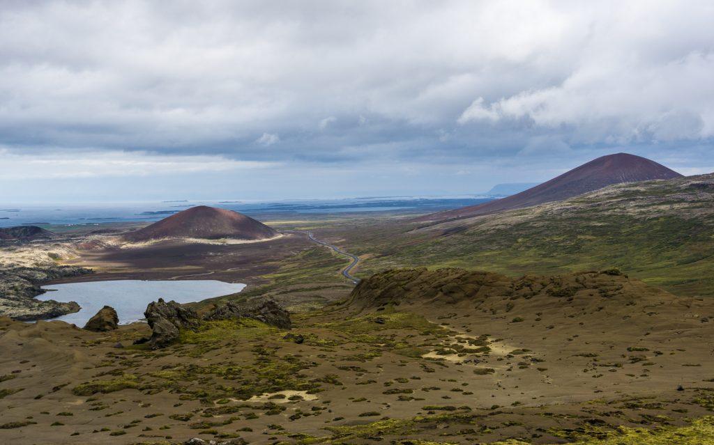 Исландские долины