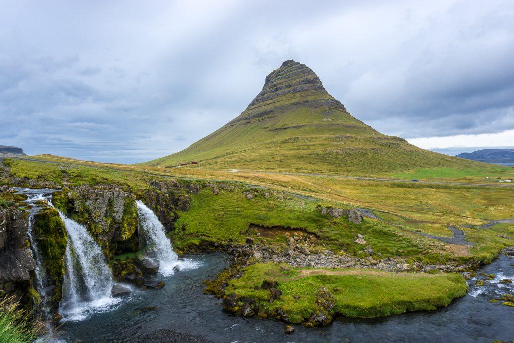 Традиционная фотография Snæfellsnes