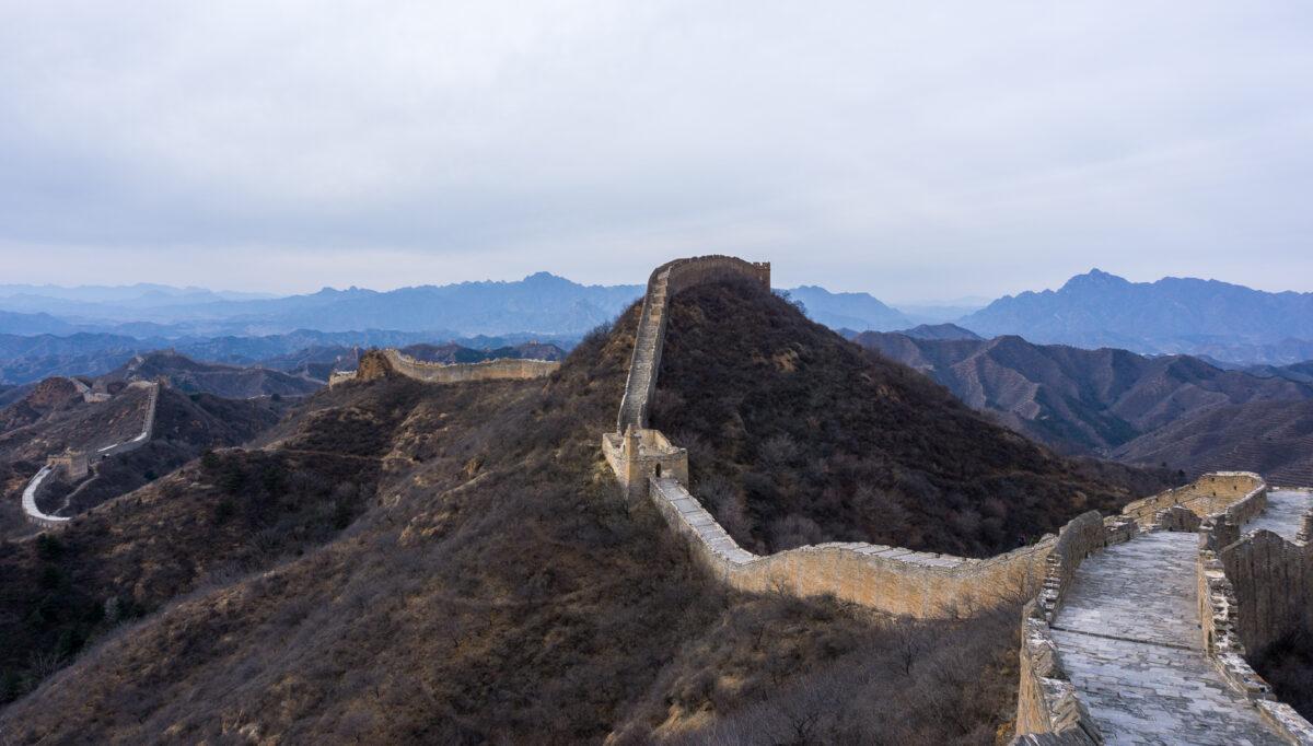 Великая Китайская Стена. Jinshanling