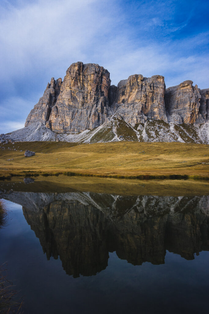 Озеро Delle Baste