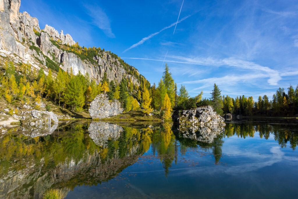 Озеро Federa