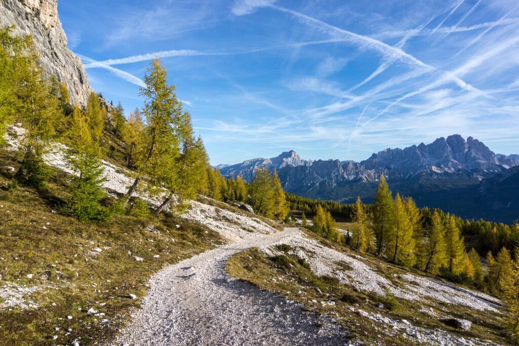 Утренняя прогулка по горам